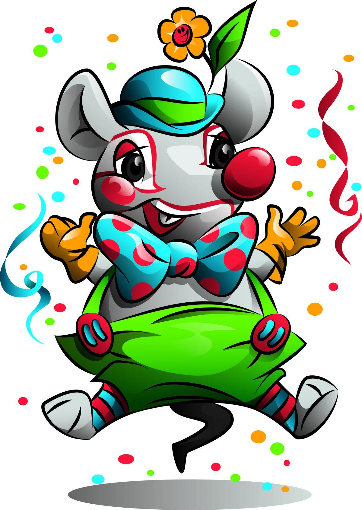 Clown Peppino