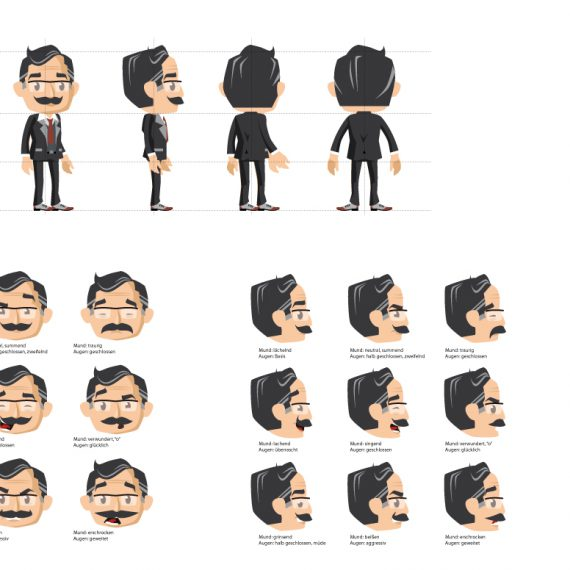 Animatics: John