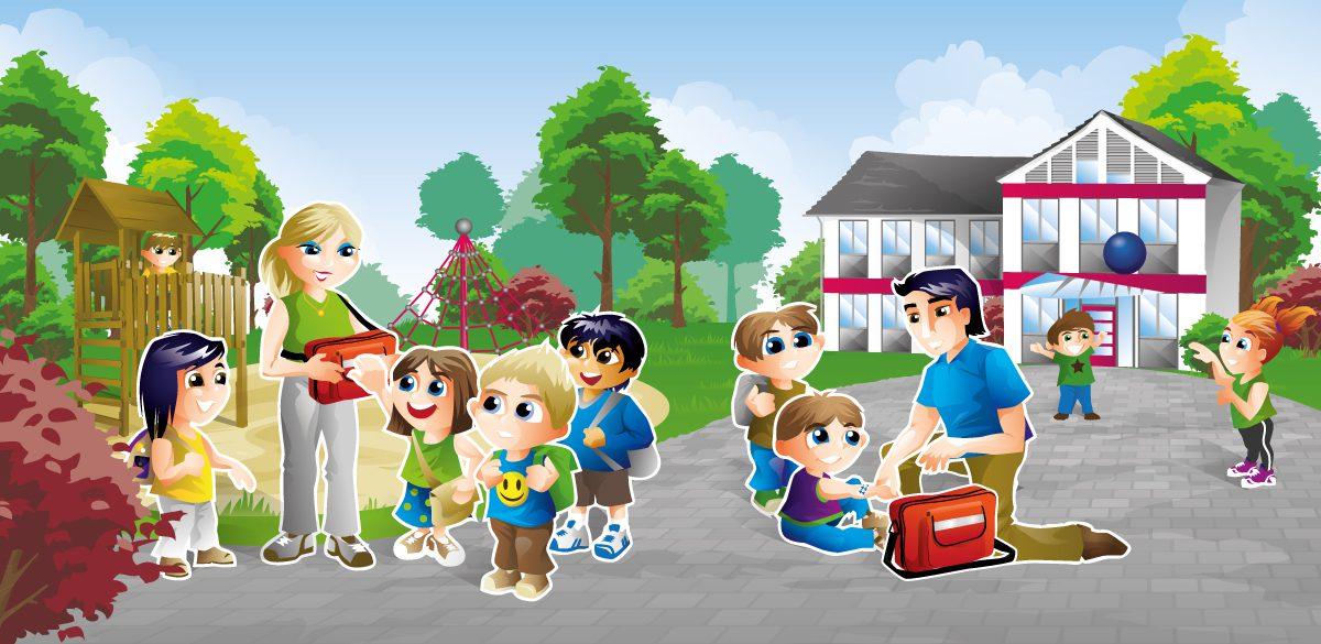 Kindergartensicherheit
