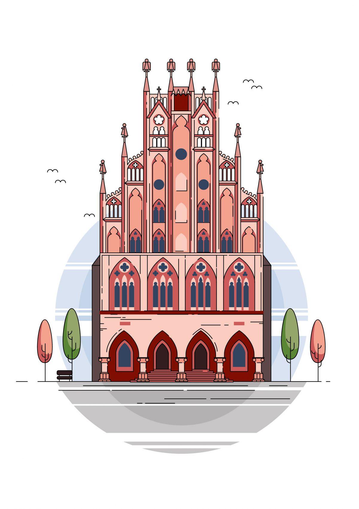 Münster altes Rathaus