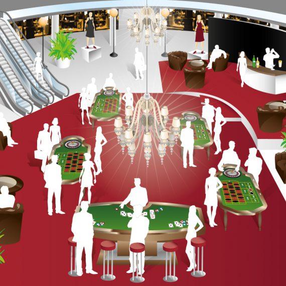 Breuningercenter Casino Event