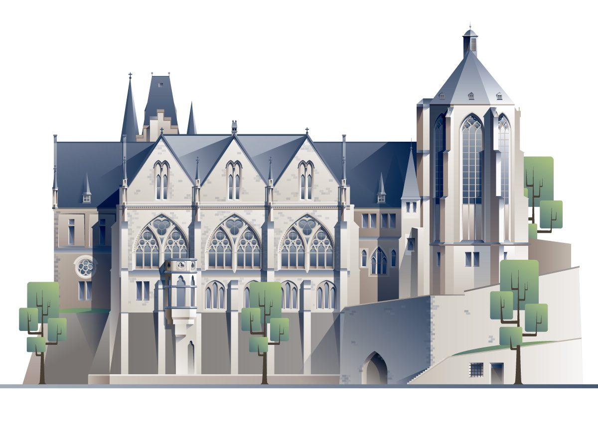 Marburg alte Universität