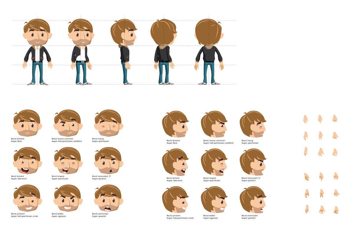 Animatics: Jeff