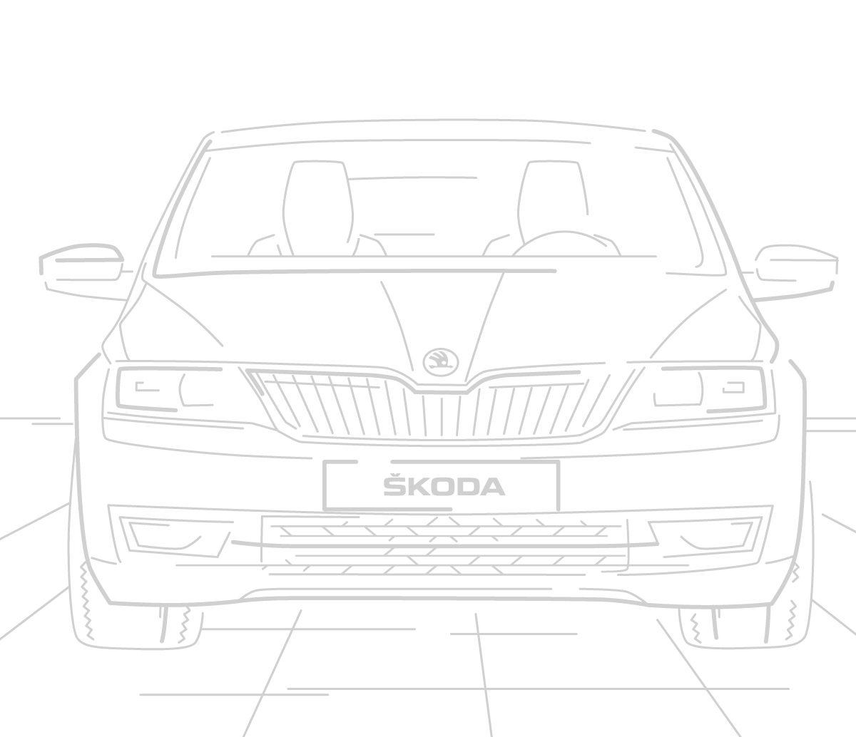 Skoda Octavia Lineart